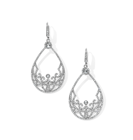 Brighton Illumina Lace Leverback Earrings