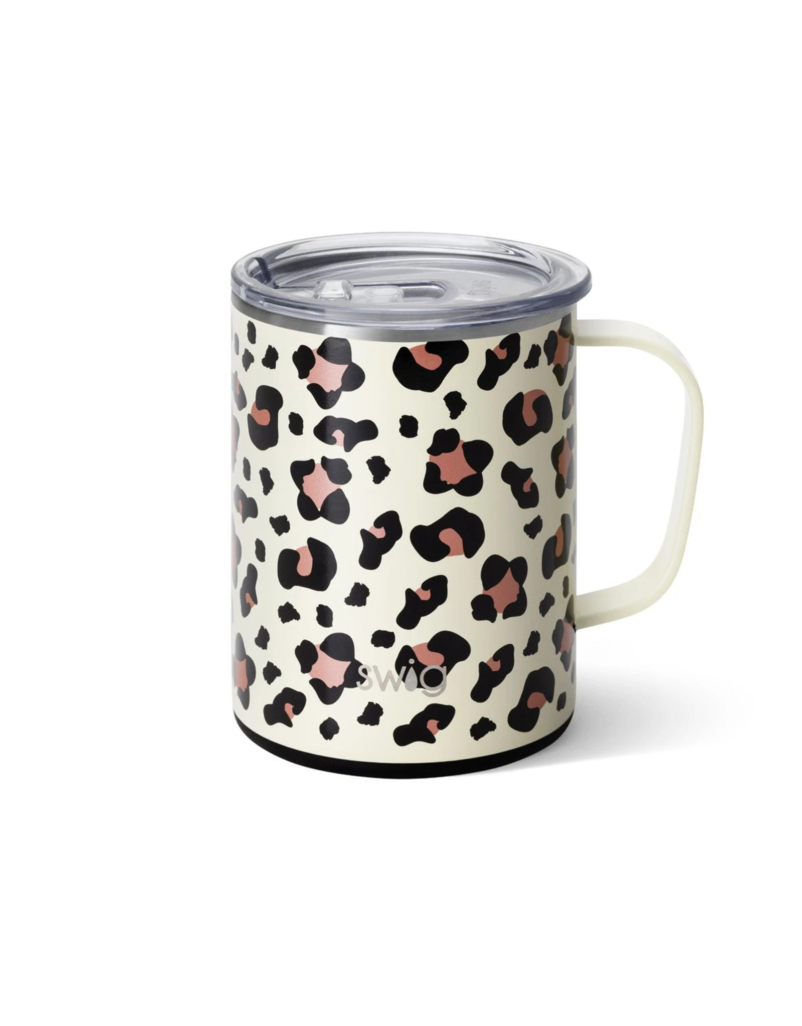 24oz Mega Mug - Luxy Leopard