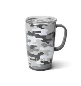 18oz Insulated Mug - Incognito Camo