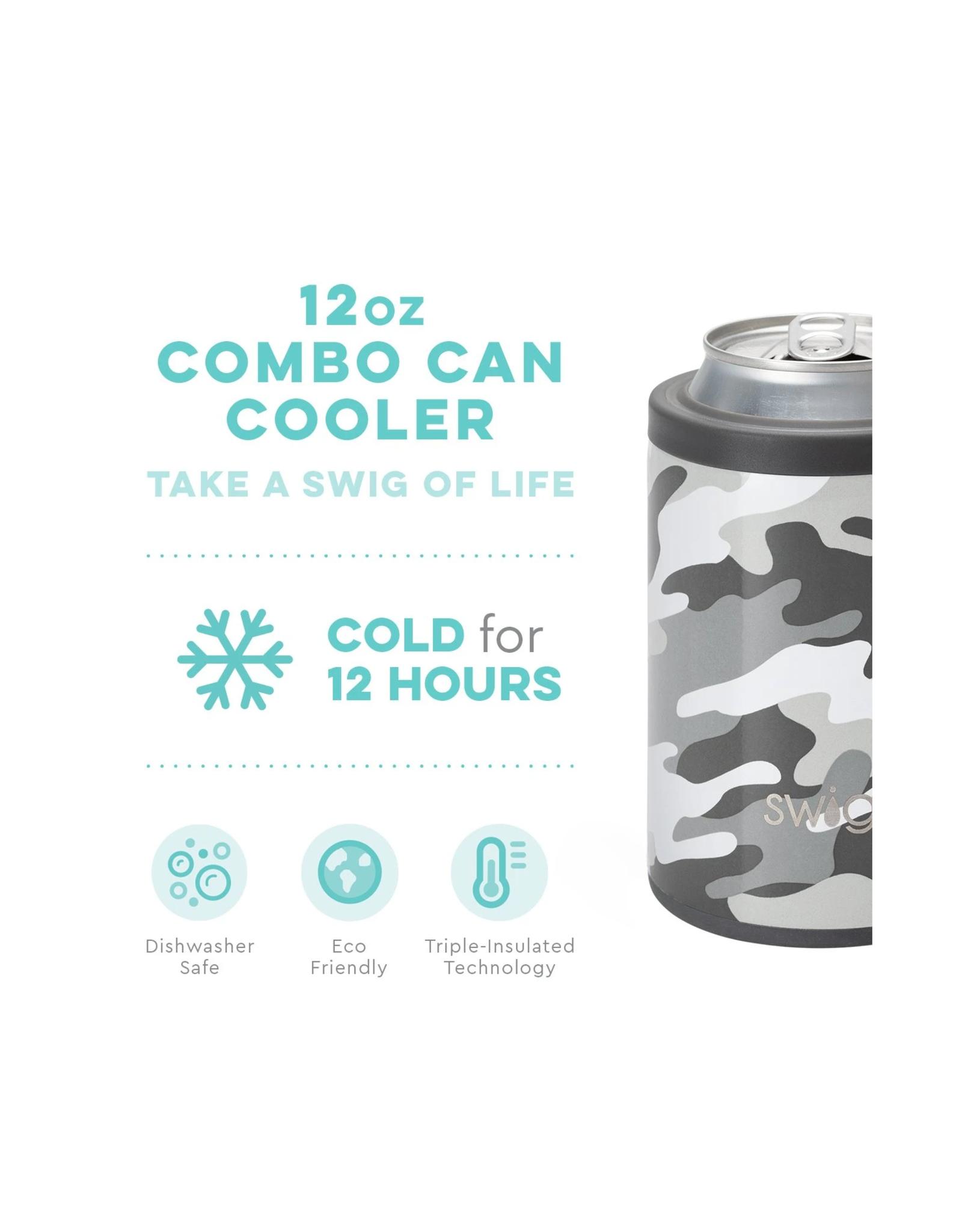12oz Combo Cooler - Incognito Camo