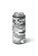 12oz Skinny Can Cooler - Incognito Camo