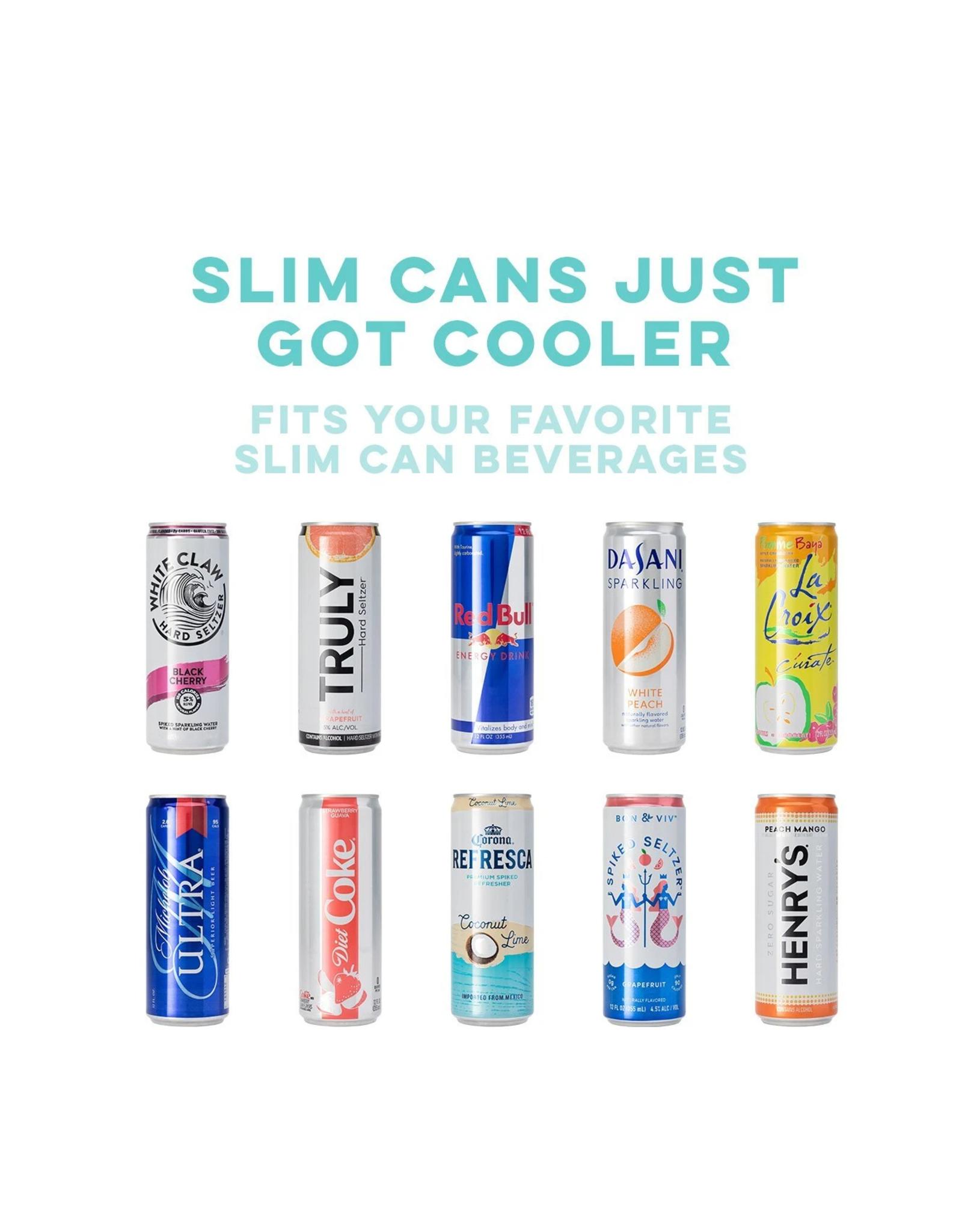 12oz Skinny Can Cooler - Hayride