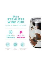 14oz Stemless Cup - Hayride