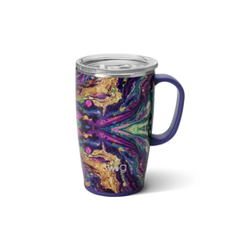 18oz Insulated Mug - Purple Rain