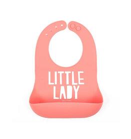 Bella Tunno Little Lady Wonder Bib