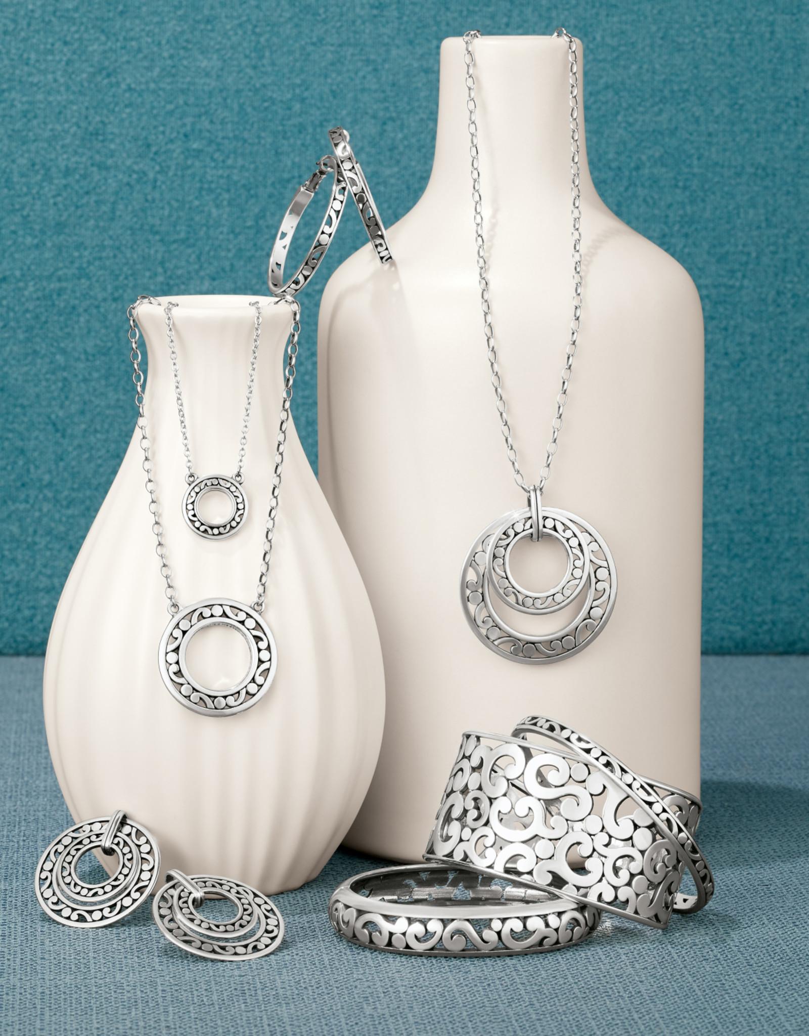 Brighton Contempo Open Ring Petite Necklace
