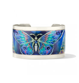 Brighton Pop Appeal Butterfly Cuff - Blue