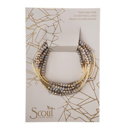 Scout Curated Wears Scout Wrap - Silver Lining