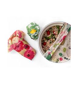 Z Wraps 3pk Z Wraps S/M/L - Greens, Poppies & Farmers Market