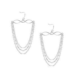 Natalie Wood Designs Blossom Earrings - Silver