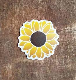 Sunflower 2.0 Large Sticker