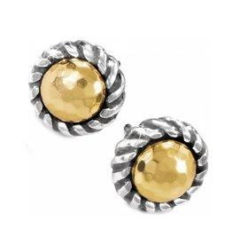Brighton Gold Magic Mini Post Earrings - Gold