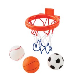 Mudpie Sports Ball Bath Toy Set
