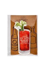 Mudpie Bloody Mary Paper Napkins