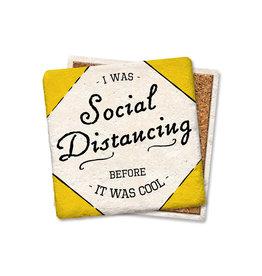 Social Distancing Coaster