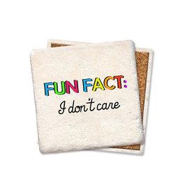 Fun Fact Coaster