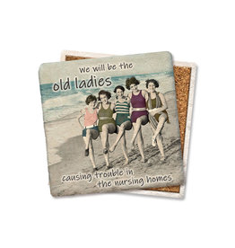 Will Be Old Ladies Coaster