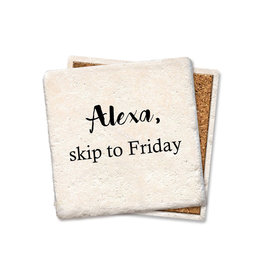 Alexa Skip To Friday Coaster