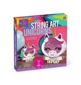 Ann Williams Craft-tastic Stacked String Art - Unicorns
