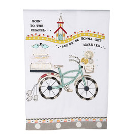 Going To The Chapel Towel