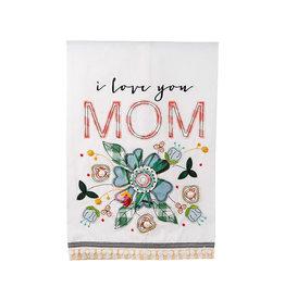 Love You Mom Towel
