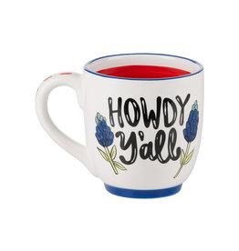 Howdy Y'all Truck Mug