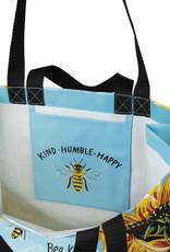Bee Kind Market Tote