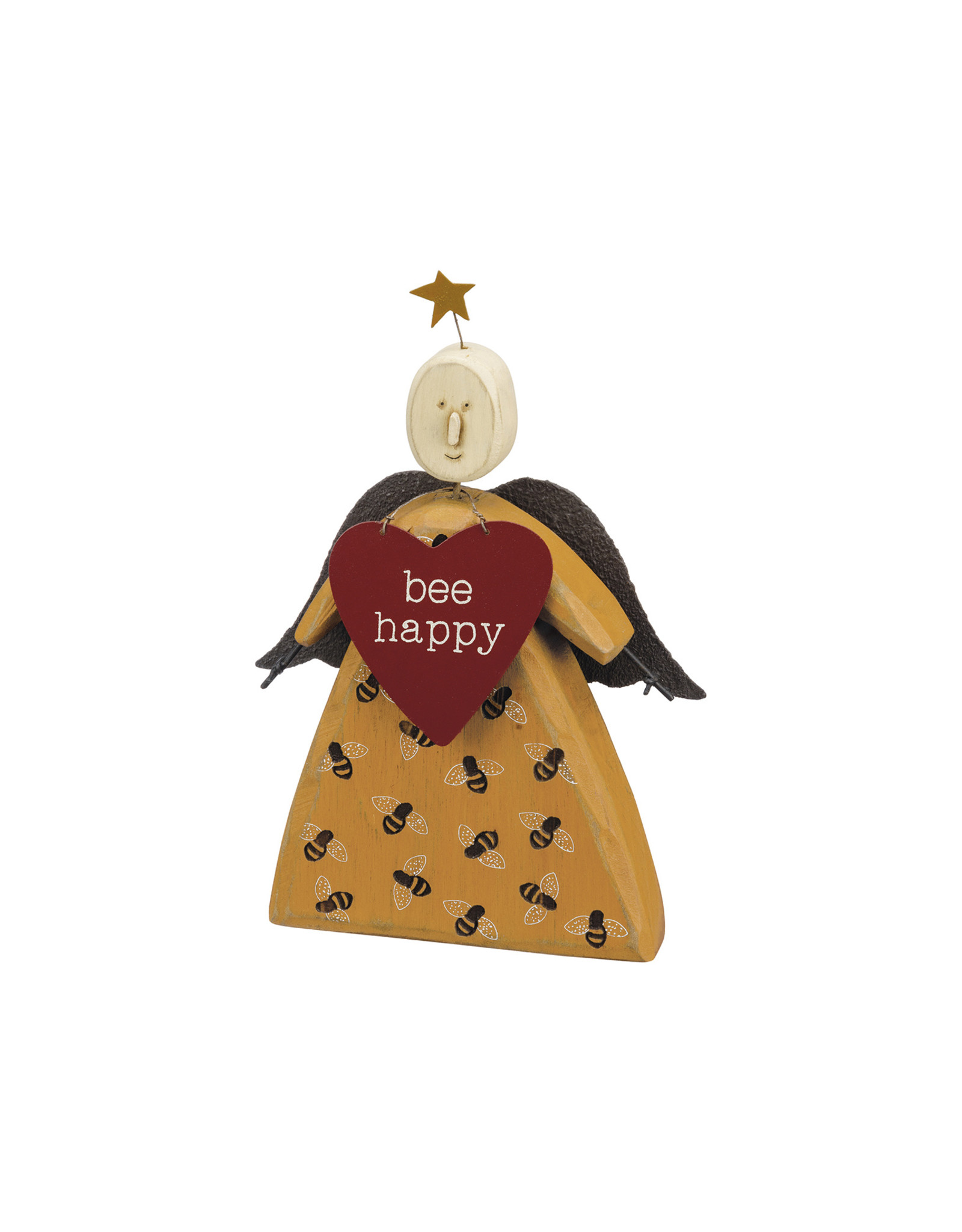 Bee Happy Angel Sitter