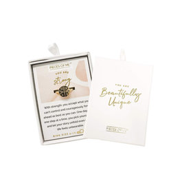 Pieces of Me Strong Ring - Gold