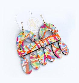 Audra Style Elizabeth Earrings - Tangle