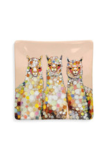Greenbox Art Alpaca Trio Dish