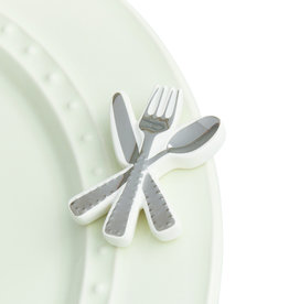 nora fleming Cutlery Mini A259
