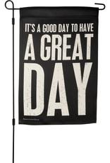 A Good Day To Garden Flag