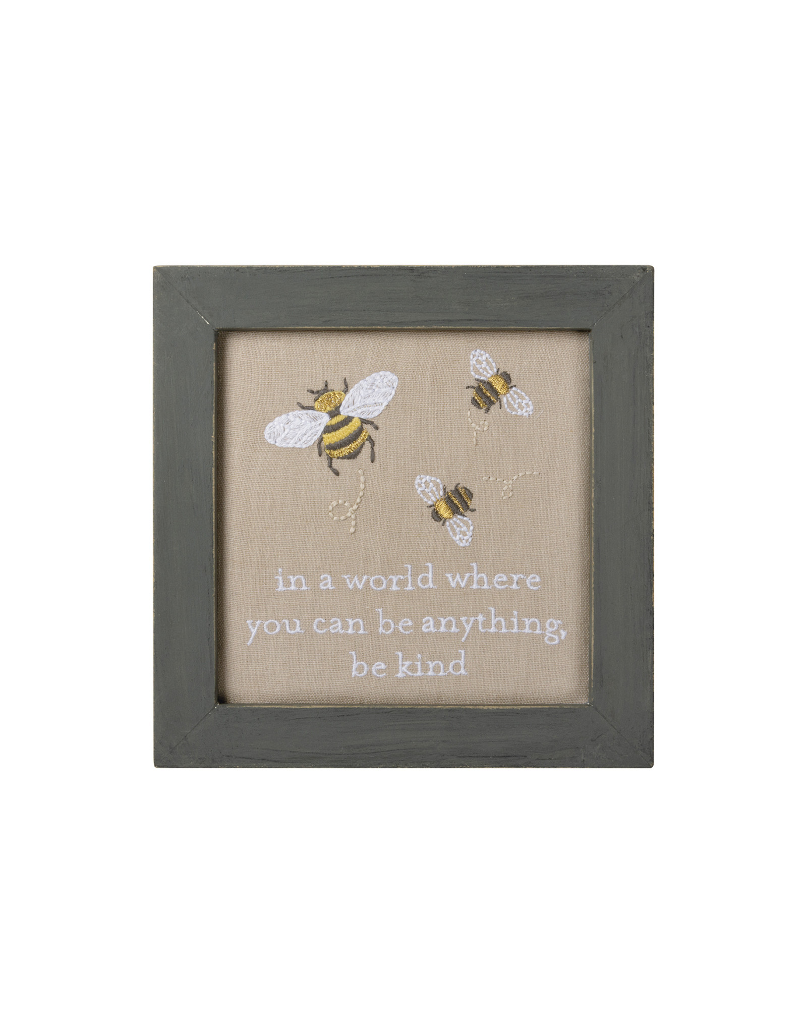 Be Anything Be Kind Stitchery