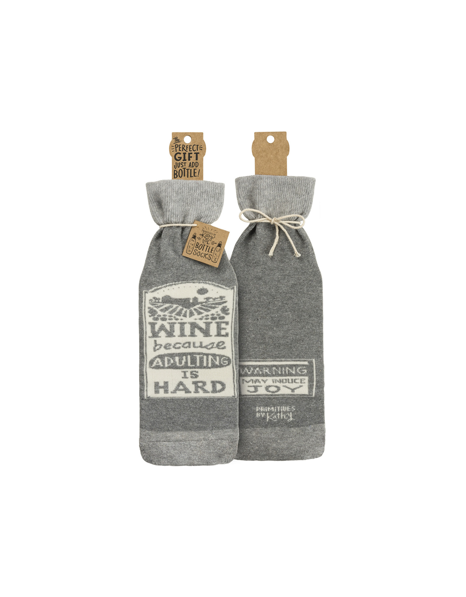 Adulting Bottle Cover