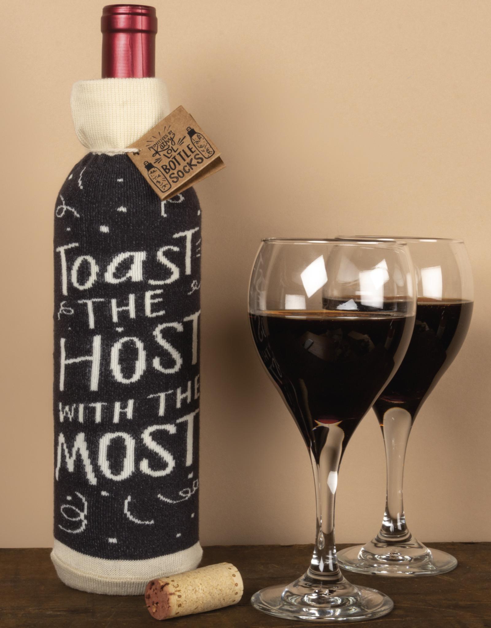 Toast Host Bottle Cover