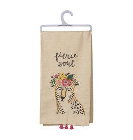 Fierce Soul Dish Towel