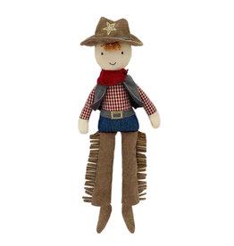 Mon Ami Cooper Cowboy Doll