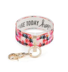 Wrist Strap - Make Today Happy