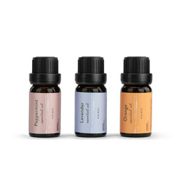 Well Being Essential Oil Trio