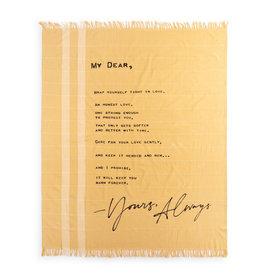 Dear You Blanket - Love