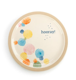 Hooray! Plate