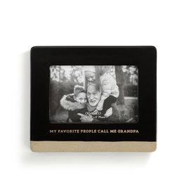 Grandpa Ceramic Frame