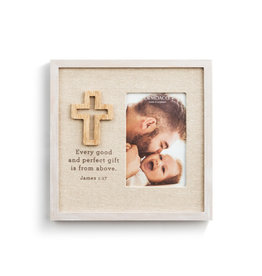 Every Good and Perfect Gift Frame