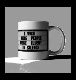 El Arroyo Coffee Mug - Fluent In Silence