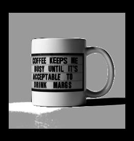 El Arroyo Coffee Mug - Keeps Me Busy