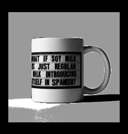 El Arroyo Coffee Mug - Soy Milk