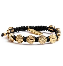 my saint my hero Blessing Bracelet