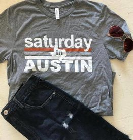 Saturday In Austin T-Shirt