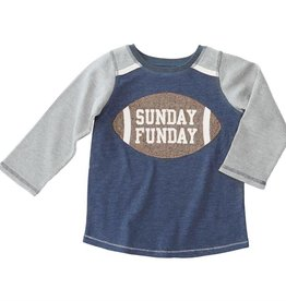Mudpie Sunday Funday TShirt